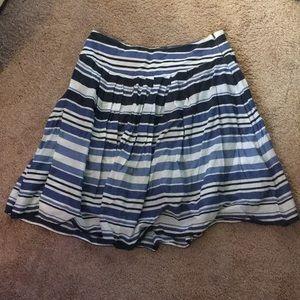 St. John's Bay Skirts - Striped skirt